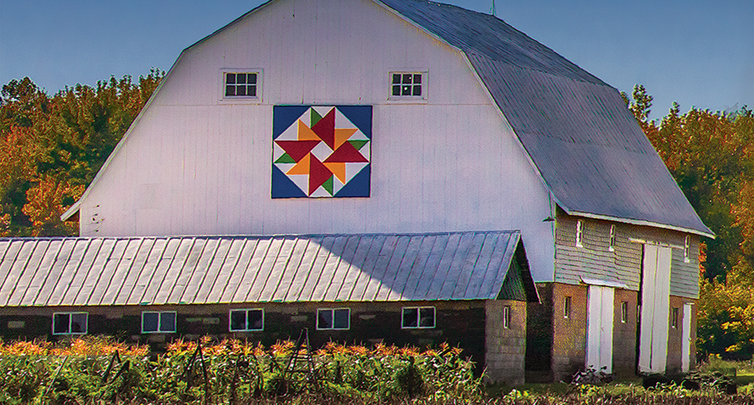 Gibson County Barn Quilt Trail photo