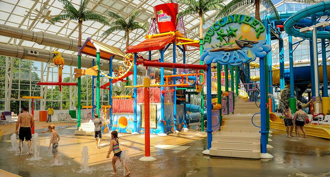 Big Splash Adventure Indoor Waterpark photo