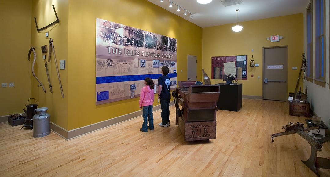Lyles Station Historic School & Museum photo