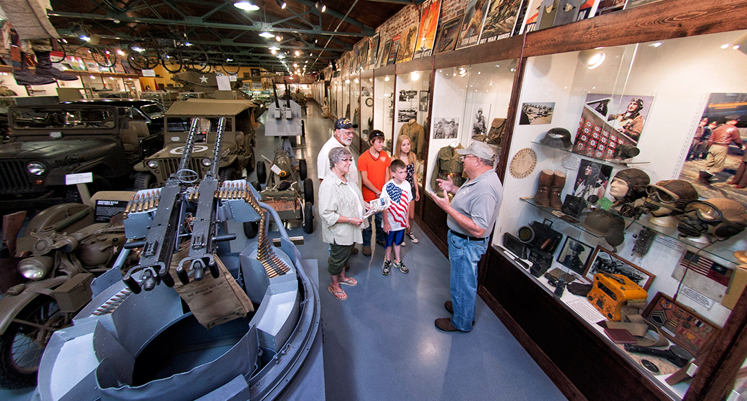 Indiana Military Museum photo