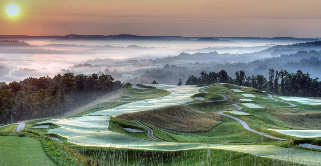 Golf at French Lick Resort photo