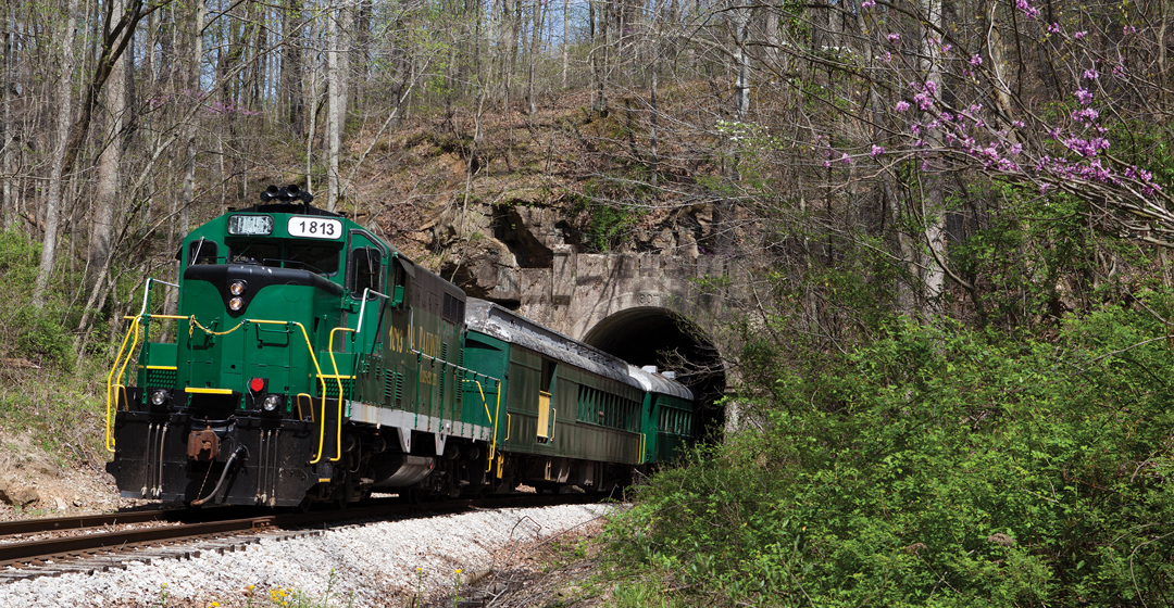French Lick Scenic Railway photo