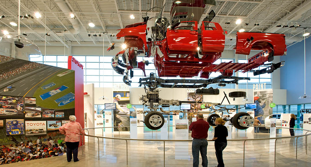Toyota Motor Manufacturing Indiana Visitors Center & Plant Tours photo