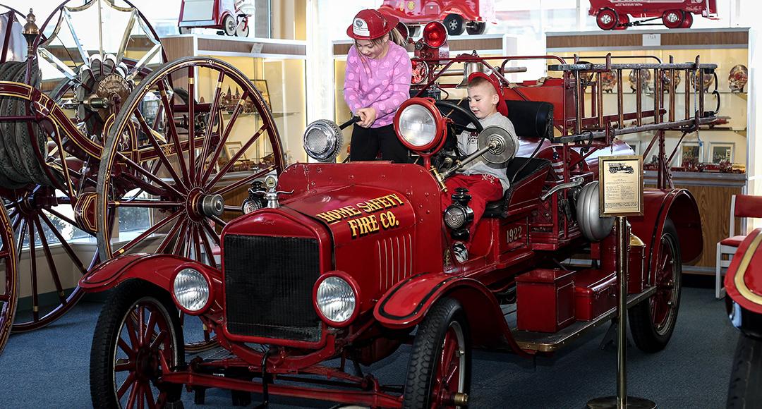 Vintage Fire Museum photo