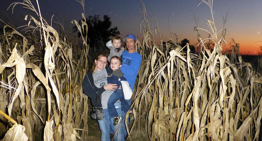 Lyles Station Corn Maze photo