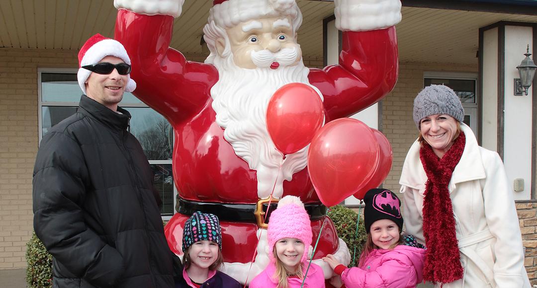 Santa Claus Christmas Celebration photo