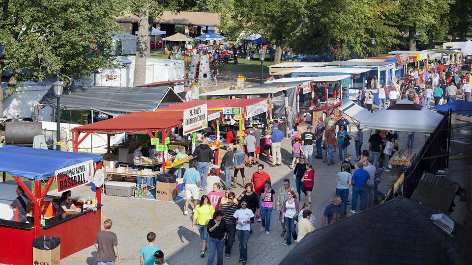 Huntingburg Herbstfest photo