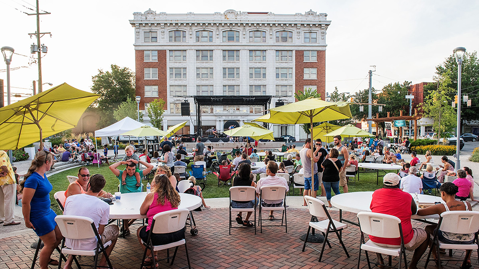 New Albany Bicentennial Park Concerts photo