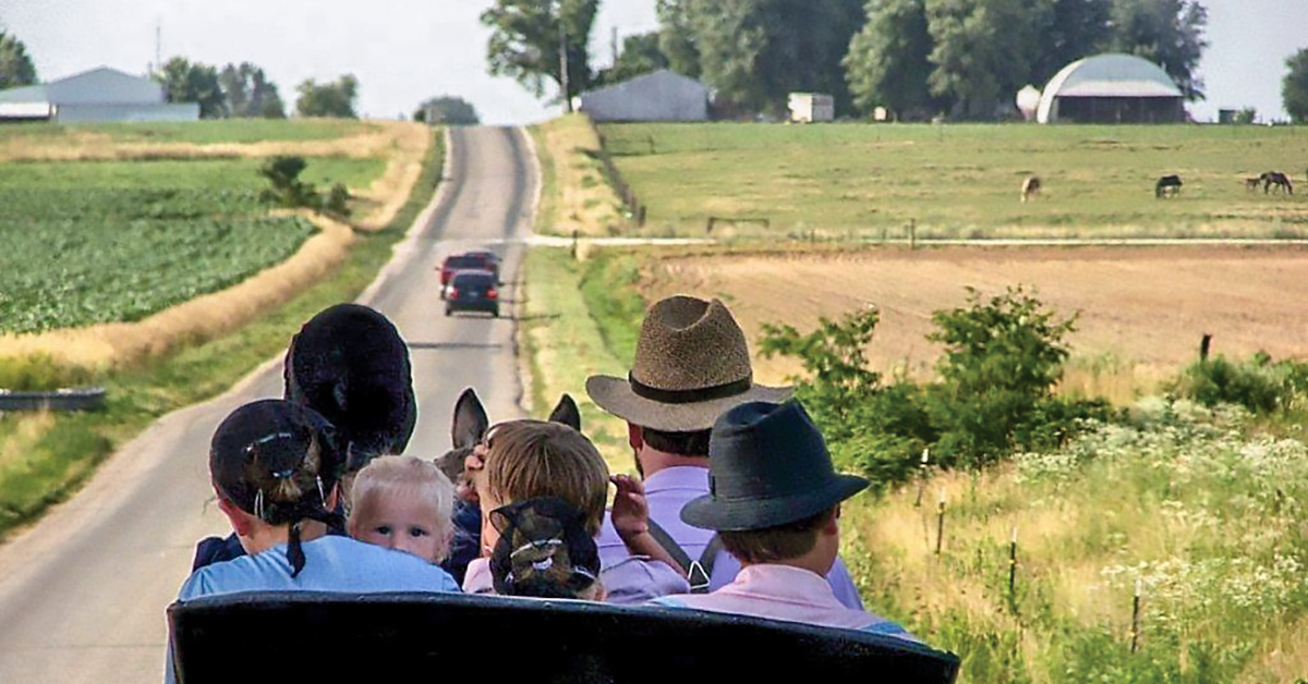 Road Trip Amish Culture In Daviess County Southern Indiana