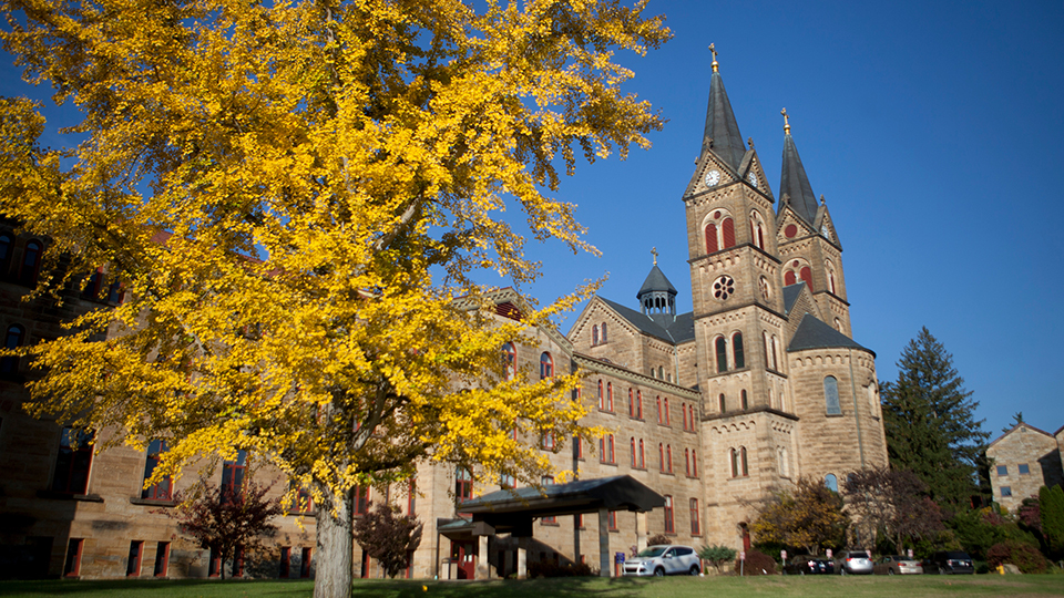 Saint Meinrad Archabbey photo