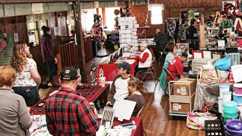Santa Claus Arts & Crafts Show
