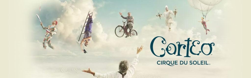 Cirque Du Soleil: Corteo photo