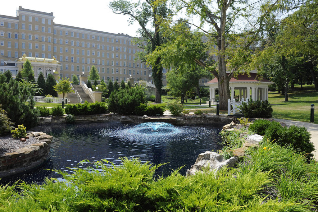 French Lick Resort, Hero, Spring