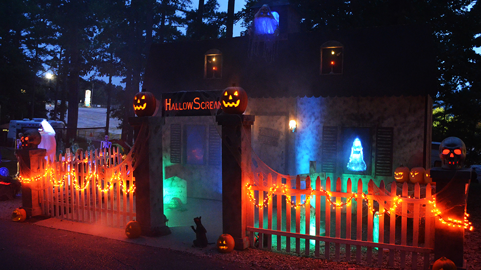 Halloween Weekends at Lake Rudolph photo