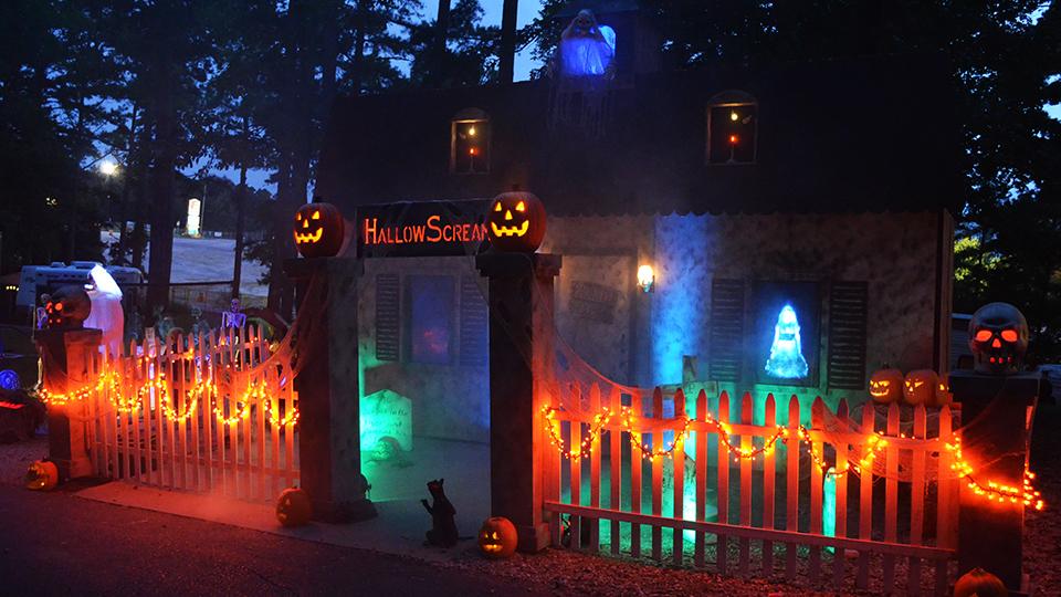 Halloween Weekends at Lake Rudolph photo