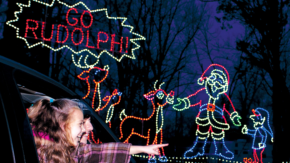 Santa Claus Land of Lights photo