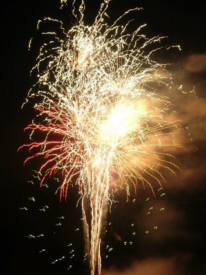Derby Fireworks photo