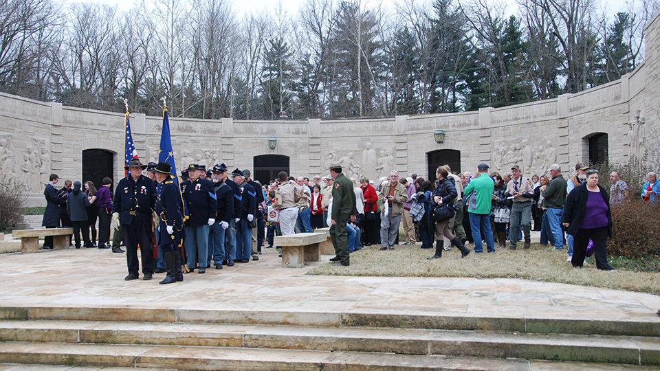 Lincoln Boyhood National Memorial Lincoln Day