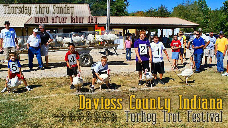 Montgomery Turkey Trot Festival photo