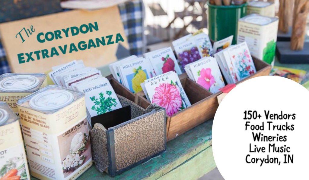 Corydon Extravaganza Spring Market photo