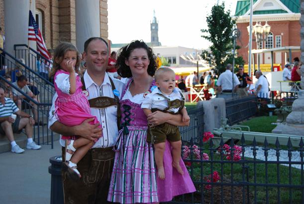 Jasper Strassenfest photo