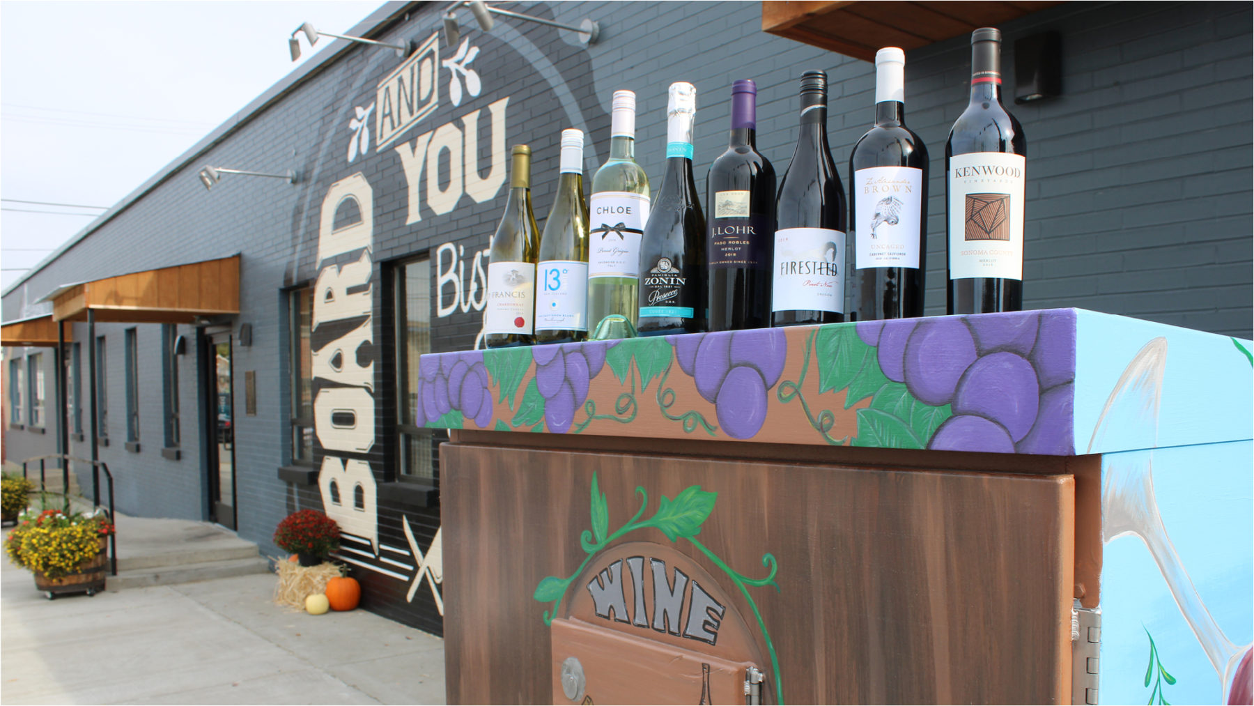 Board and You Bistro & Wine Bar photo