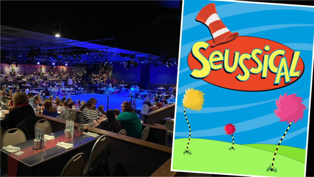 SEUSSICAL at Derby Dinner Playhouse photo