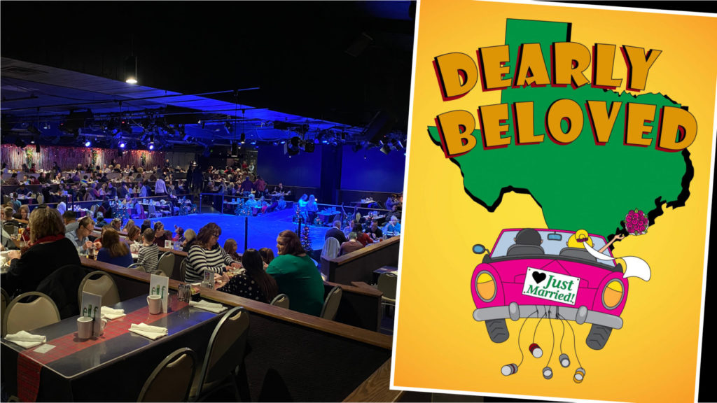 DEARLY BELOVED at Derby Dinner Playhouse photo