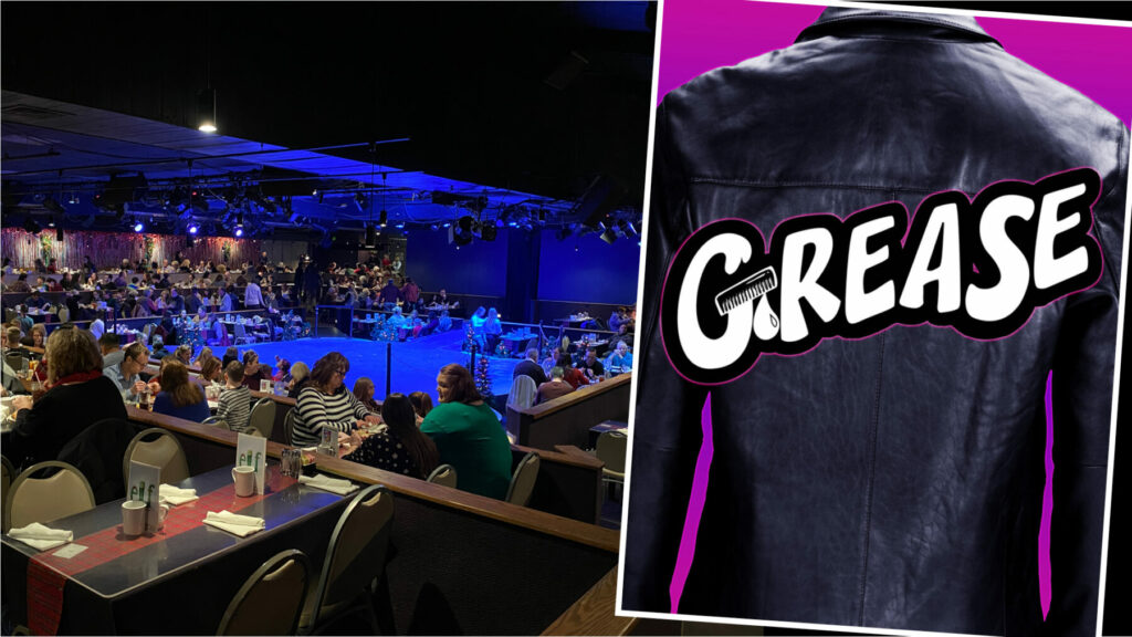 GREASE at Derby Dinner Playhouse photo