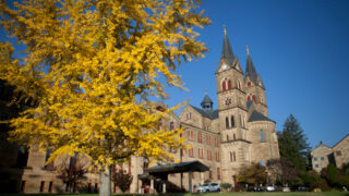 Saint Meinrad Archabbey, Trails in Southern Indiana