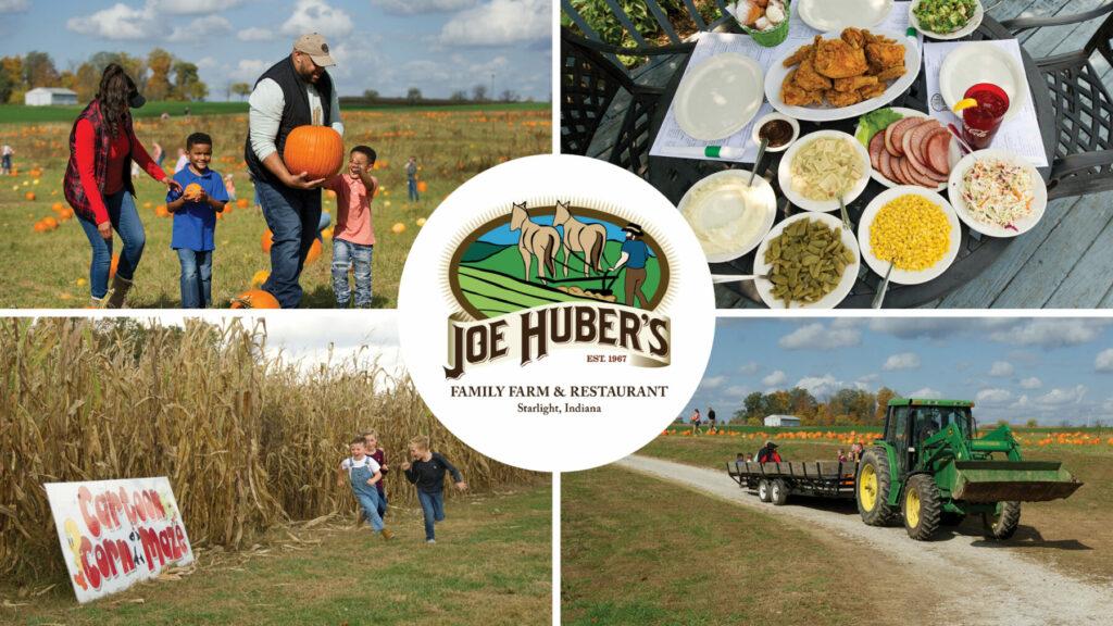 Joe Huber's Family Farm & Restaurants Fall Activities photo