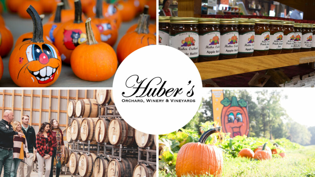 Huber's Orchard, Winery & Vineyards Fall Activities photo
